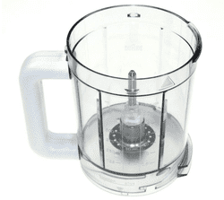 Braun blender skål til food processor. 0,75 L. 7322010214
