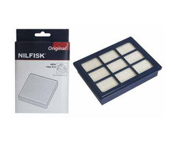 HEPA filter Nilfisk Power series.