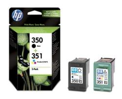No350 / No351 ink cartridge sampack til HP