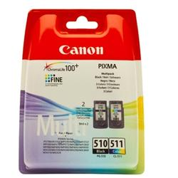 PG-510 black / CL-511 color multi-pack Canon
