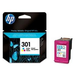 HP 301 Farve blækpatron. Colour cartridge HP301