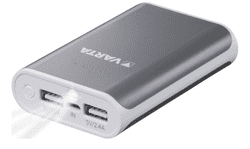 Varta Powerbank 6000 mAh. Varta Powerpack