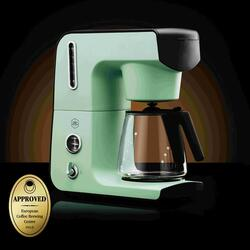 OBH Nordica Coffee Maker Legacy Light Turquoise 51012403