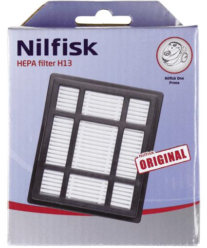 Køb Nilfisk HEPA filter H13 til Nilfisk One. 107414332 149