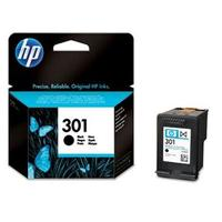 HP 301 Sort blækpatron. Black ink cartridge HP301