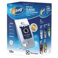 Electrolux Classic S-Bag Long Performance E201. E201M. E201SM